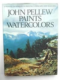 John Pellew Paints Watercolors