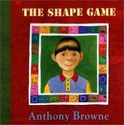 image of The Shape Game (Boston Globe-Horn Book Honors (Awards))