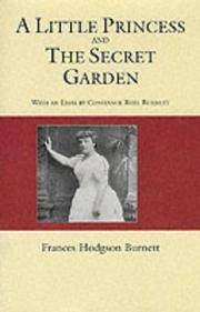 image of A Little Princess and the Secret Garden (Giant Courage Classics)