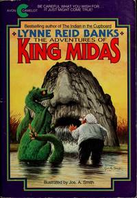 The Adventures of King Midas (Avon Camelot Books)