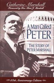 image of A Man Called Peter: The Story of Peter Marshall