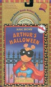arthurs halloween book cd arthur adventures