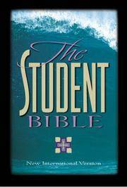 image of The Student Bible (New International Version)