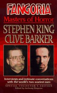 FANGORIA: Masters of the Dark - STEPHEN KING, CLIVE BARKER. [SPECIAL COLLECTOR'S EDITION.]