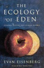 The Ecology of Eden