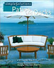 Simple Solutions: Patios & Decks
