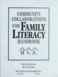 Community Collaborations for Family Literacy Handbook