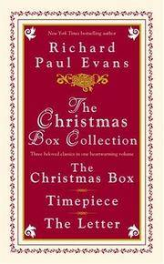 image of The Christmas Box Collection: The Christmas Box, Timepiece, and the Letter