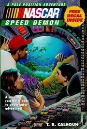 NASCAR #04 Speed Demon: Pole Position Adventures (NASCAR Pole Position Adventures)