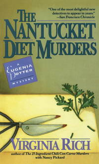 The Nantucket Diet Murders (Eugenia Potter Mysteries Ser.)