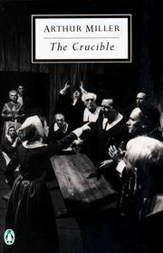 image of The Crucible: a Play in Four Acts