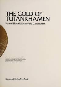 The Gold of Tutankhamen