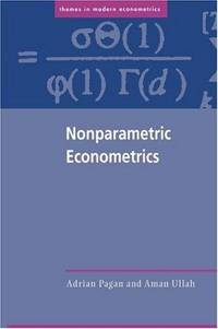 Nonparametric Econometrics (Themes in Modern Econometrics)