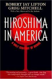 Hiroshima in America; A Half Century of Denial