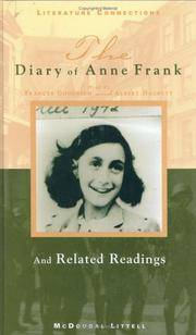 The Diary Of Anne Frank and Related Readings