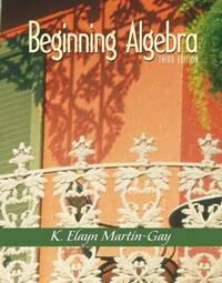 Beginning Algebra (3rd Edition)