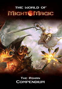 The World of Might and Magic: The Ashan Compendium (Open Book Adventures)