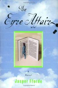The Eyre Affair *Signed 1st US  with card*