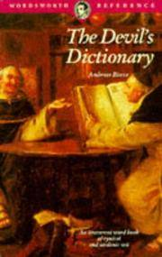 DEVIL'S DICTIONARY (Wordsworth Collection)