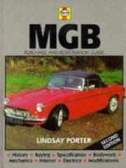 image of Mgb: Guide to Purchase_D.I.Y. Restoration