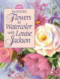 Painting Flowers in Watercolor with Louise Jackson