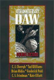 Daw 30th Anniversary Science Fiction Anthology (Daw Book Collectors)