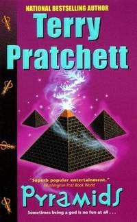 Pyramids (Turtleback School & Library Binding Edition) (Discworld Novels (Pb)) by Terry Pratchett - 2001-08-01 - from Ergodebooks and Biblio.co.uk