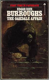 image of THE OAKDALE AFFAIR. (FRANK FRAZETTA Cover );