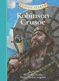 image of Classic Starts®: Robinson Crusoe (Classic Starts® Series)