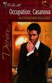 Occupation: Casanova by Alexandra Sellers - 1999