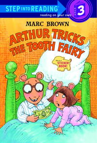 Arthur Tricks the Tooth Acceptabley: Sticker Book