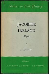 Jacobite Ireland 1685-91
