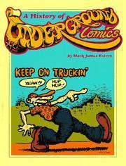 A History of Underground Comics.