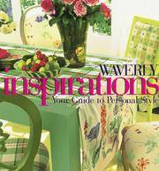 Waverly Inspirations: Your Guide to Personal Style by  ed  Vicki L. - Hardcover - 1990 - from Abstract Books and Biblio.com