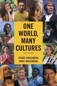 One World, Many Cultures (6th Edition)