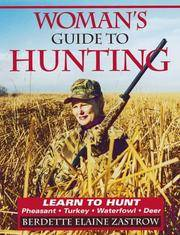 WOMAN'S GUIDE TO HUNTING