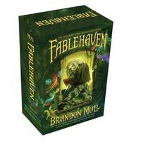 image of Fablehaven (Boxed Set): Fablehaven; Rise of the Evening Star; Grip of the Shadow Plague