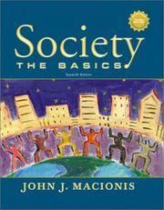 Society: The Basics, Seventh Edition