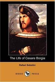 image of The Life of Cesare Borgia (Dodo Press)