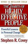 image of The 7 Habits Of Highly Effective People: 15th Anniversary Edition (Turtleback School & Library Binding Edition)