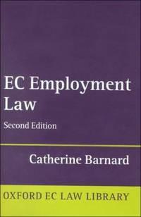 EC Employment Law (Oxford European Community Law Library)