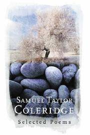 Samuel Taylor Coleridge: Selected Poems (Phoenix Poetry)