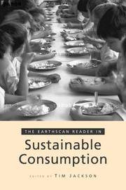 The Earthscan Reader on Sustainable Consumption (Earthscan Reader Series)