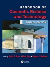 HANDBOOK OF COSMETIC SCIENCE AND TECHNOLOGY 4ED (HB 2014)