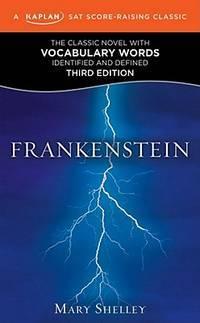 image of Frankenstein: A Kaplan SAT Score-Raising Classic (Kaplan Test Prep)