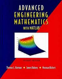Advanced Engineering Mathematics with MATLAB (Bookware Companion) by  Norman John  James B.; Richert - Hardcover - 1999-12-29 - from paisan626 and Biblio.com
