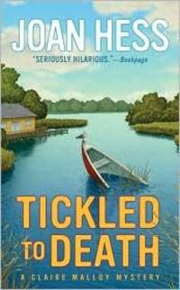 Tickled to Death (A Claire Malloy Mystery)