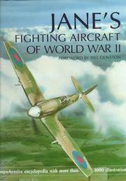 Jane\'s Fighting Aircraft Of World War II