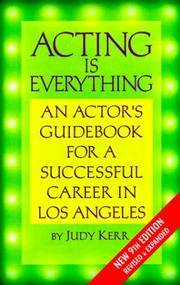 Acting Is Everything, Ninth Edition