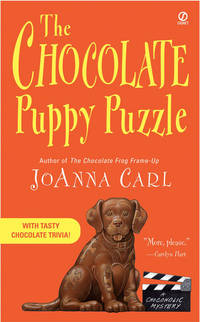 The Chocolate Puppy Puzzle: A chocoholic Mystery